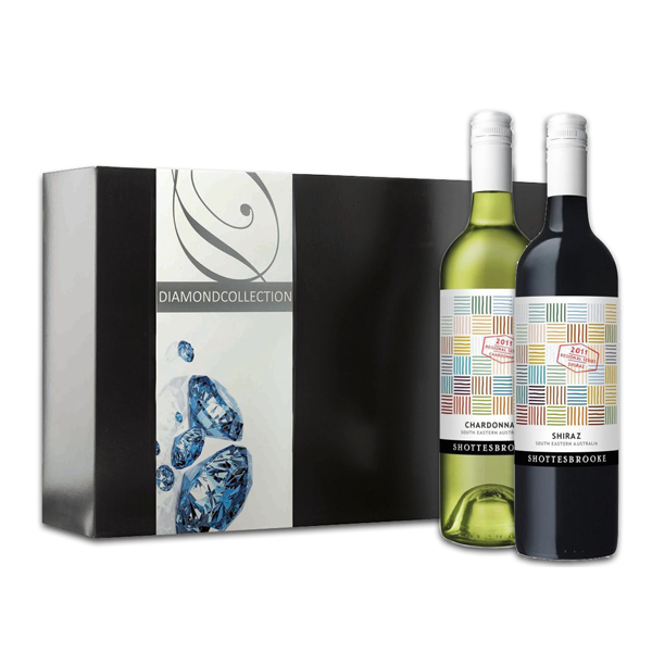 Giftbox Shottesbrooke, zwart
