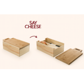 Rackpack Say Cheese Fun Wine Box